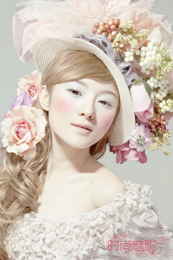 時尚魅影化妝學校-田園公主般的蘿莉