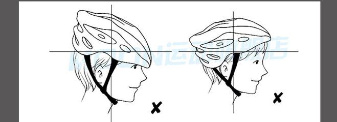 卡通儿童自行车头盔