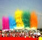 北京庆典彩烟 奠基仪式
