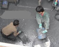 清理污水井