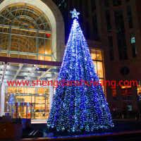 北京圣诞树