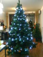 圣诞树制作
