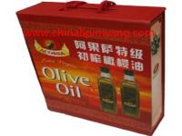 阿果萨特级初榨橄榄油500mlx2礼盒装