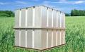 不锈钢肋板式水箱