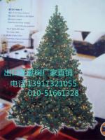 圣诞树出口 外贸圣诞树